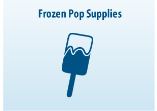 Frozen Pop Supplies